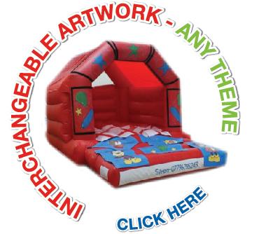 Interchangeable artwork