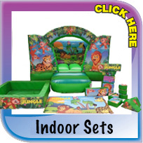 Indoor sets from Pineapple Leisure