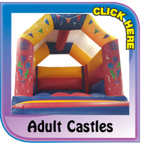 Bouncy Adult Castles from Pineapple Leisure