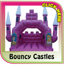 Bouncy Castles from Pineapple Leisure