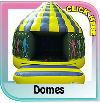Bouncy Domes from Pineapple Leisure