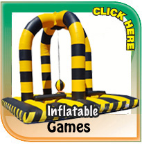 Bouncy Games from Pineapple Leisure