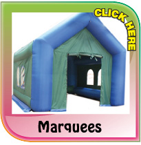 Inflatable Marquees from Pineapple Leisure
