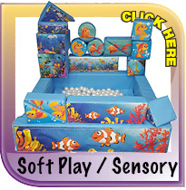 Soft Play from Bouncy Castle Sales Company