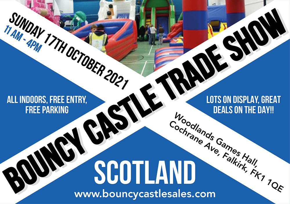 Bouncy Castle Trade Show