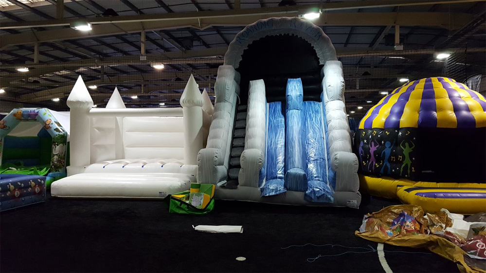 Inflatable Show
