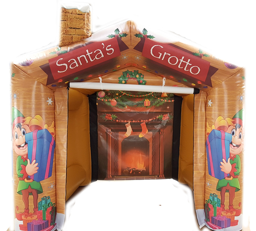 Example of grotto