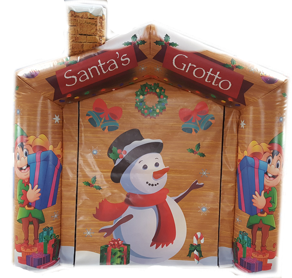 Santas grotto hire XM1