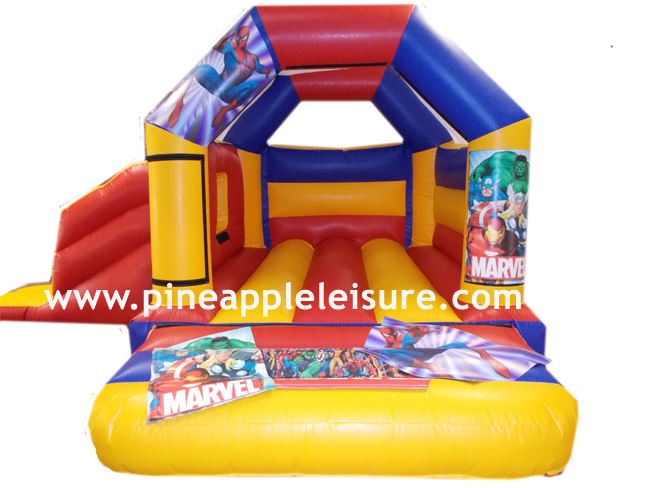 Bouncy Castle Sales - BC02BC - Bouncy Inflatable for sale
