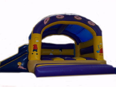 Bouncy Castle Sales - BC101 - Bouncy Inflatable for sale
