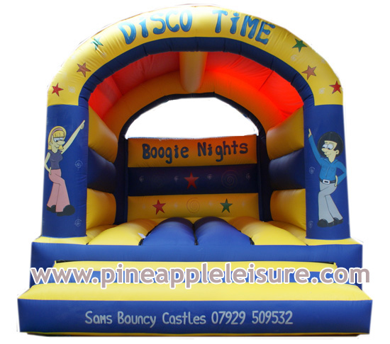 Bouncy Castle Sales - BC222 - Bouncy Inflatable for sale