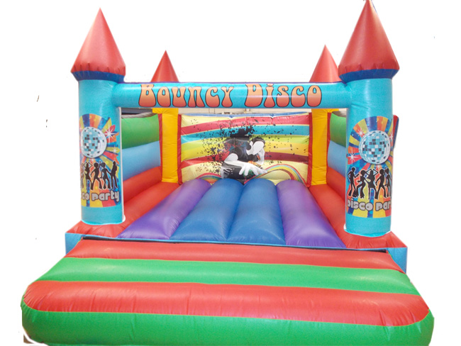 Bouncy Castle Sales - BC334 - Bouncy Inflatable for sale