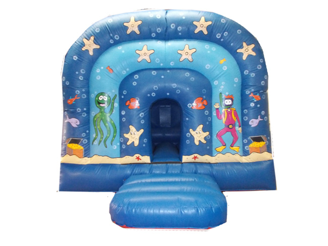 Bouncy Castle Sales - BC341 - Bouncy Inflatable for sale