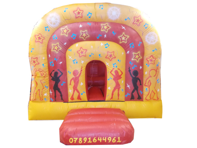 Bouncy Castle Sales - BC345 - Bouncy Inflatable for sale