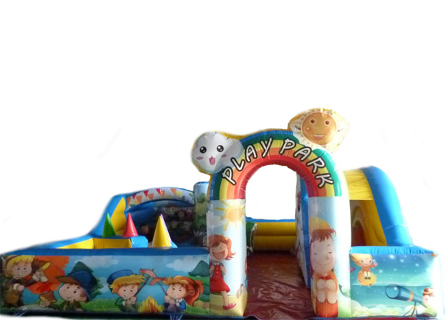 Bouncy Castle Sales - BC416 - Bouncy Inflatable for sale