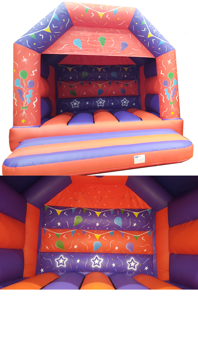 Bouncy Castle Sales - BC486 - Bouncy Inflatable for sale