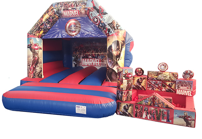 Bouncy Castle Sales - BC490 - Bouncy Inflatable for sale