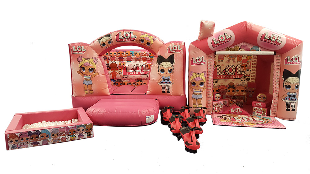 Bouncy Castle Sales - BC506 - Bouncy Inflatable for sale