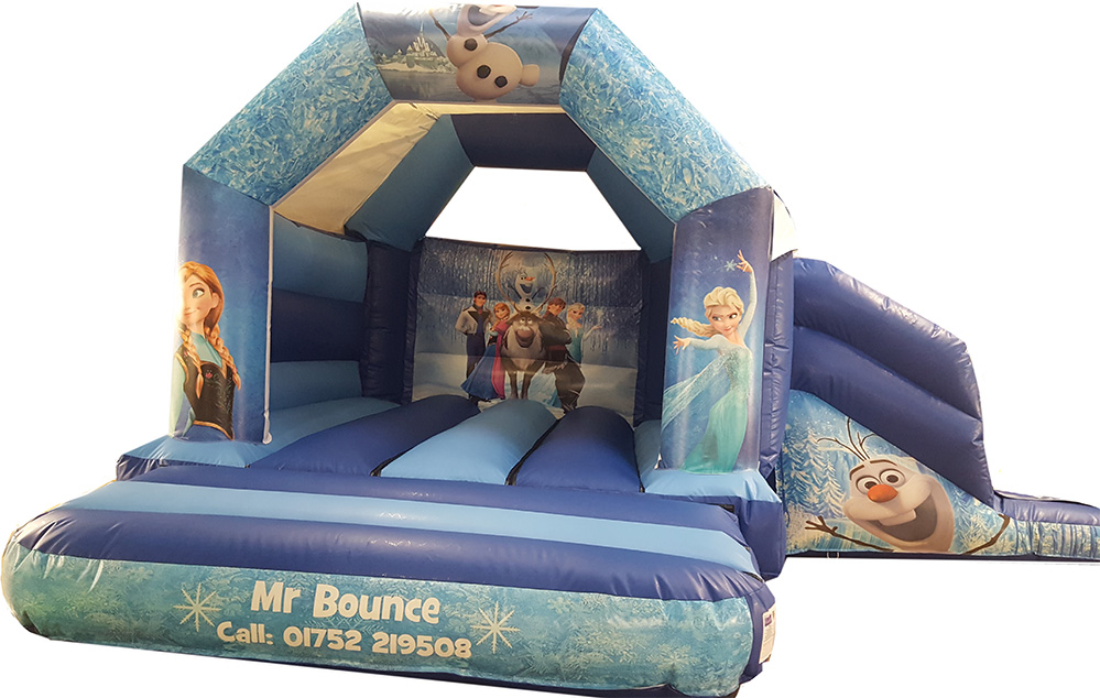 Bouncy Castle Sales - BC521 - Bouncy Inflatable for sale