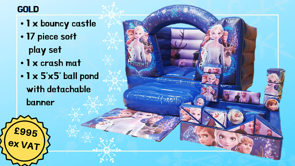 Bouncy Castle Sales - BC540 - Bouncy Inflatable for sale