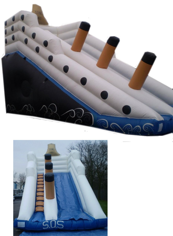 Bouncy Castle Sales - BS23D - Bouncy Inflatable for sale