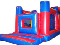 AC14 Deluxe Commercial Bouncy Inflatable larger view