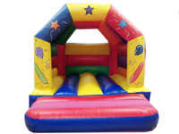 BC01A Deluxe Commercial Bouncy Inflatable larger view