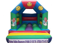BC01AA Deluxe Commercial Bouncy Inflatable larger view