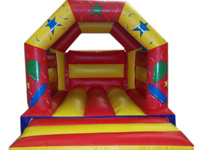 BC01AB Deluxe Commercial Bouncy Inflatable larger view