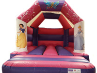 BC02A Deluxe Commercial Bouncy Inflatable larger view