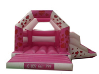 BC02AC Deluxe Commercial Bouncy Inflatable larger view