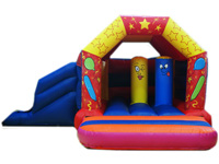 BC02BB Deluxe Commercial Bouncy Inflatable larger view