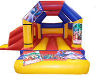 BC02BC Deluxe Commercial Bouncy Inflatable larger view