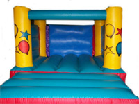 BC03B Deluxe Commercial Bouncy Inflatable larger view
