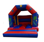 BC03C0 Deluxe Commercial Bouncy Inflatable larger view