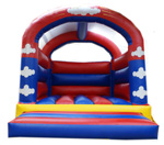 BC05 Deluxe Commercial Bouncy Inflatable larger view