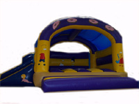 BC101 Deluxe Commercial Bouncy Inflatable larger view