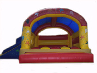 BC102 Deluxe Commercial Bouncy Inflatable larger view