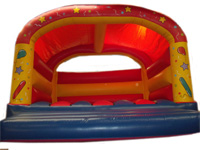 BC106 Deluxe Commercial Bouncy Inflatable larger view