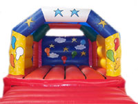 BC10B1 Deluxe Commercial Bouncy Inflatable larger view