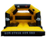 BC10C Deluxe Commercial Bouncy Inflatable larger view