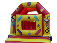 BC115 Deluxe Commercial Bouncy Inflatable larger view