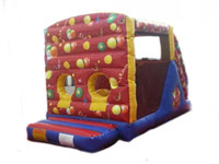 BC124 Deluxe Commercial Bouncy Inflatable larger view