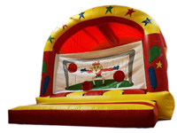 BC143 Deluxe Commercial Bouncy Inflatable larger view