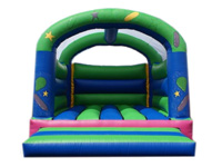 BC147 Deluxe Commercial Bouncy Inflatable larger view