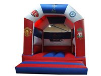BC171a Deluxe Commercial Bouncy Inflatable larger view
