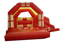 BC175 Deluxe Commercial Bouncy Inflatable larger view