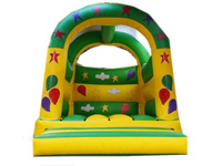 BC176 Deluxe Commercial Bouncy Inflatable larger view