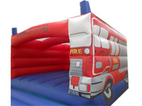 BC17BA Deluxe Commercial Bouncy Inflatable larger view