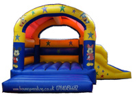 BC186 Deluxe Commercial Bouncy Inflatable larger view